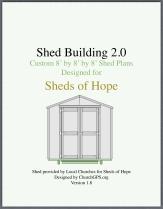 Shed Instruction Booklet