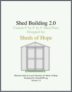 Shed Instruction Booklet