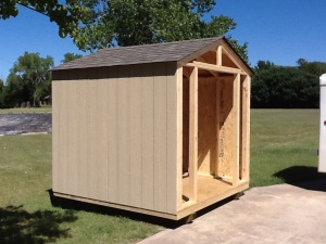 Building Sheds of Hope